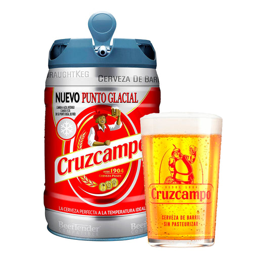 CRUZCAMPO GLACIAL POINT BARREL