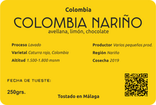 COLOMBIA - NARIÑO