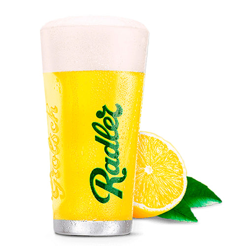 RADLER LEMON BARREL