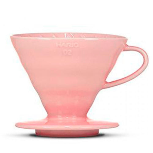 V60 02 CERAMIC DRIPPER PINK