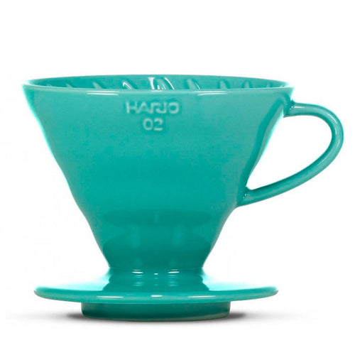 V60 02 CERAMIC DRIPPER TURQUESA