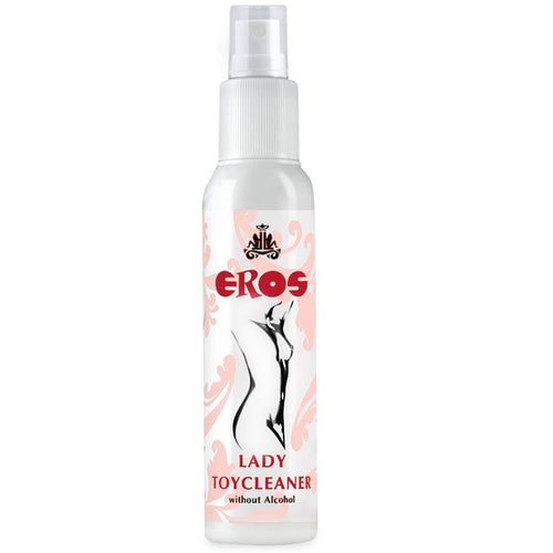 EROS LADY TOYCLEANER LIMPIADOR JUGUETES SIN ALCOHOL