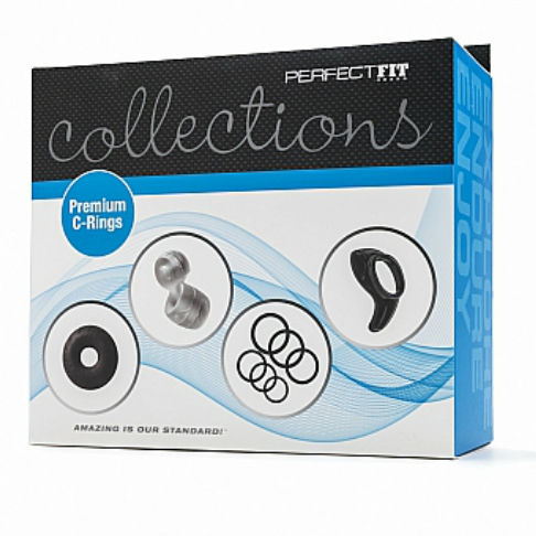 PERFECT FIT COLLECTIONS - KIT DE ANILLOS PREMIUM