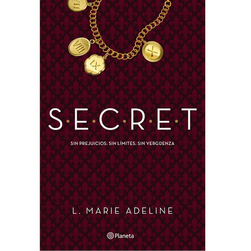 SECRET BY MARIE ADELINE (NOVELA)