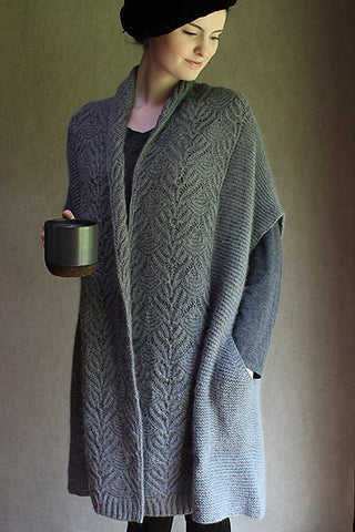 Capture A Cozy Moment Cardigan by Carol Sunday