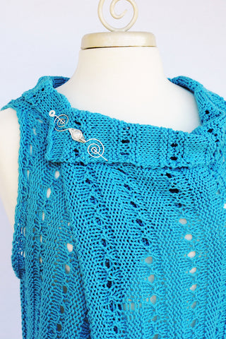 Coastal Breezes Knitting Pattern by Michelle Stead