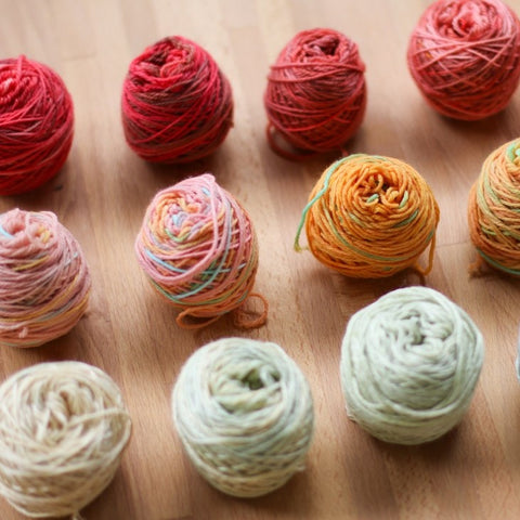 Space Cadet Mini Skeins