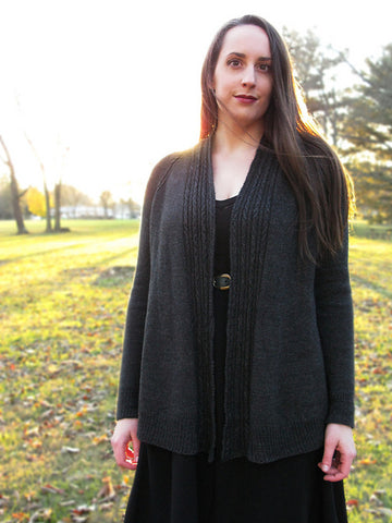Tremont Cardigan by Keri Blumer