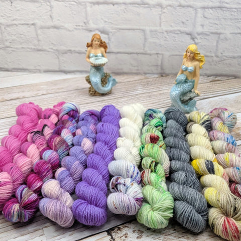 Fairy Tale Yarn Co Parallelomini kit
