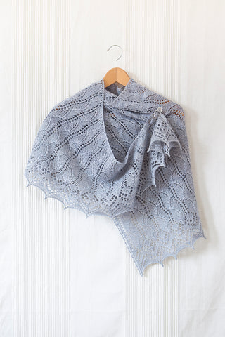 Iradium Shawl