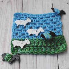 Suavest Sheep on Crochet