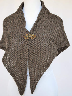 Pattern, Apparent Outlander Knit Shawl PDF Download Apparent Comfort Collection - Crafty Flutterby Creations