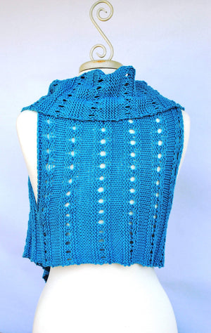 Pattern, Coastal Breezes Knit Vest Pattern PDF Download - Crafty Flutterby Creations