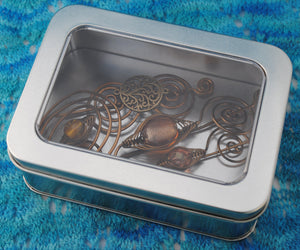Useful Accessories, Gift or Storage Tin - Crafty Flutterby Creations