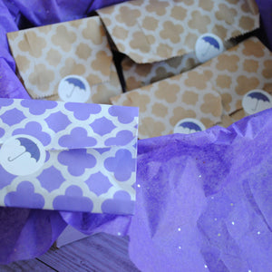 Archived, Practically Purple in Every Way Mystery Box - Limited Edition - Crafty Flutterby Creations