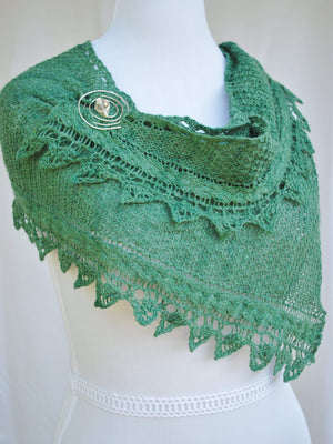 Pattern, Walderton Knit Shawl Pattern PDF Download - Crafty Flutterby Creations