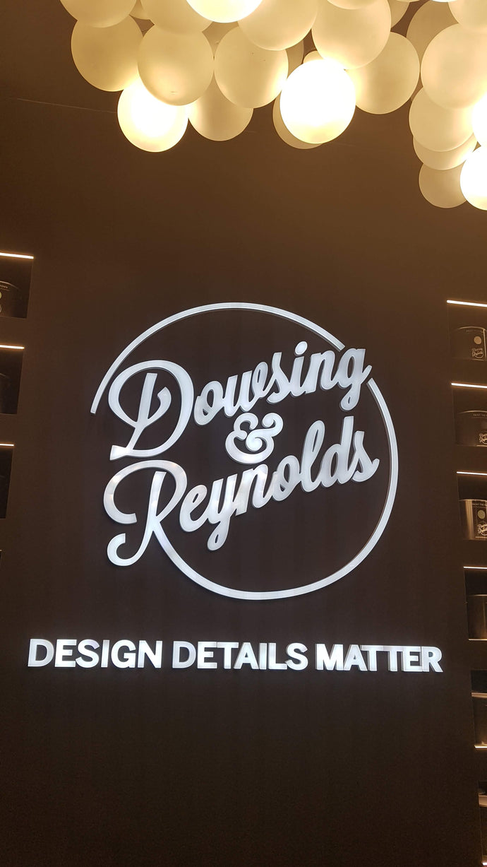 DESIGN DETAILS MATTER - Dowsing & Reynolds accessories store launch party