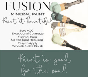 Done up North & Chirpy are bringing Fusion Mineral Paint to Leeds!