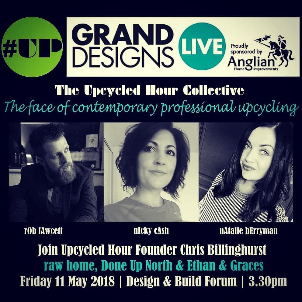 Catch us at Grand Designs Live!