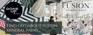 Fusion Mineral Paint in Leeds