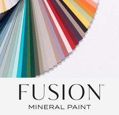 Shop the Fusion Mineral Paint range