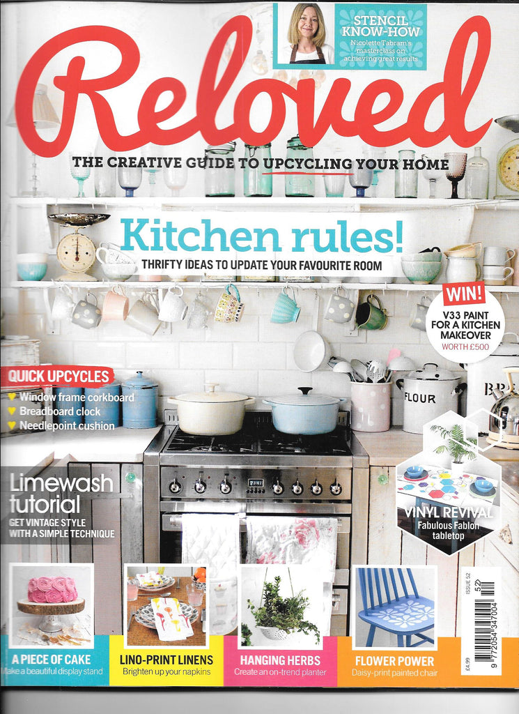 Reloved cover issue 52