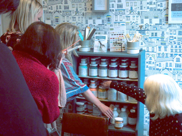 Fusion Mineral Paint Leeds launch
