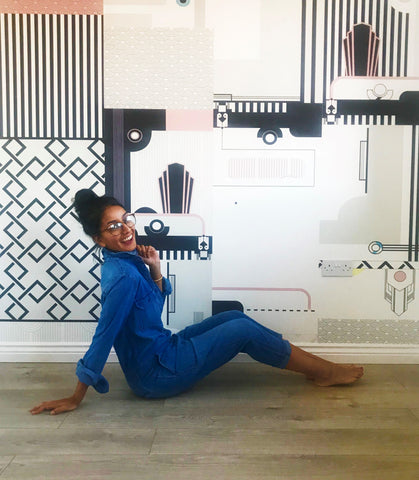Kirath Gundo and her Miami 18 wallpaper