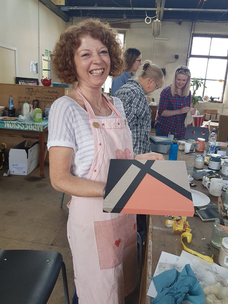 Intro to furniture painting workshop - Saturday 13th October