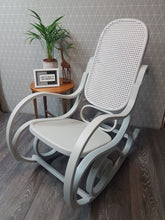 Revamped Bentwood chair