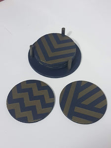 Geometric Coaster Painting Kit