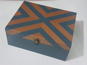 Geometric Box Painting Kit