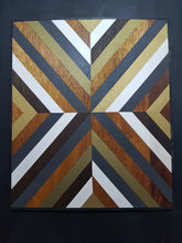 Reclaimed wood Geometric design Wall Hanging workshop - 5th December