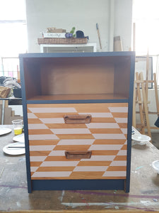 Introduction to Done up North style Furniture Refinishing- 1 day studio class