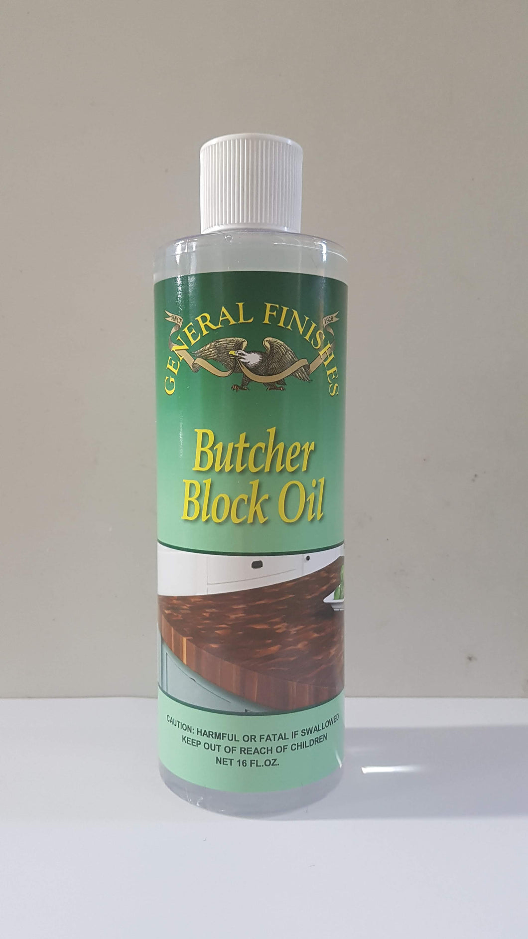 General Finishes Butcher Block Oil (473ml)
