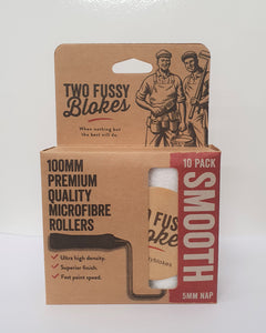 Two Fussy Blokes Rollers - Smooth finish