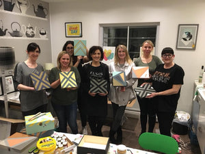 Intro to furniture painting workshop - Thursday 28th February