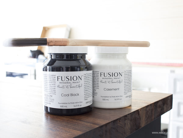 Paint your kitchen beautiful with Fusion Mineral Paint - Saturday 22nd September