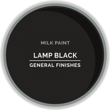 General Finishes Milk Paint - Lamp Black