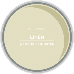 General Finishes - Milk Paint Linen