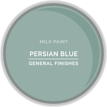 General Finishes Milk Paint - Persian Blue