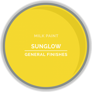 General Finishes - Milk Paint Sunglow