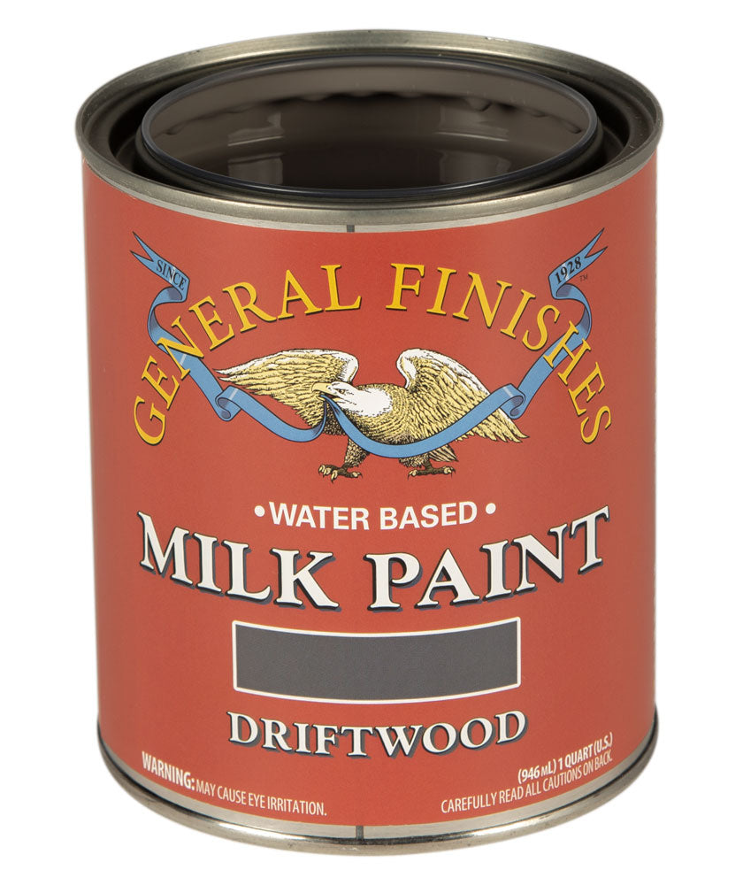 General Finishes Milk Paint - Driftwood
