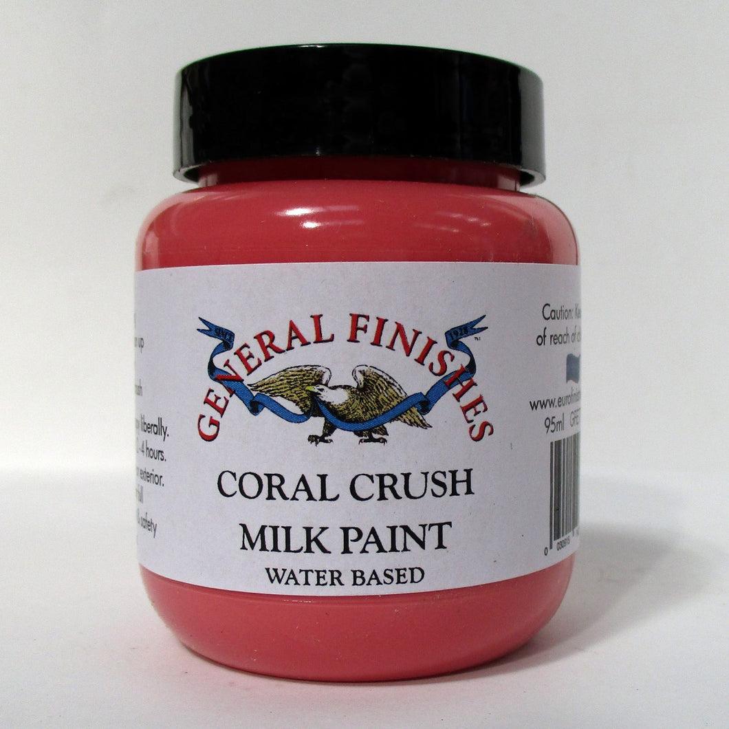 General Finishes - Milk Paint Coral Crush
