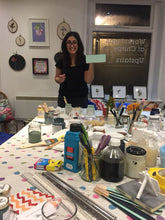 Intro to furniture painting workshop - Thursday 15th November
