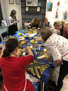 Geometric Design Wall Hanging Workshop - 5th December
