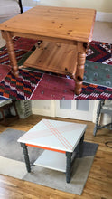 before and after coffee table up cycling furniture leeds