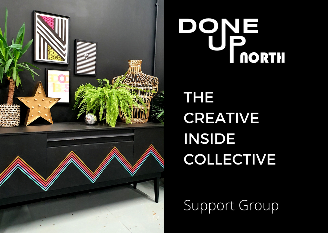 Done up North Creative Insiders - Private Members Group