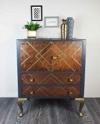 Done up North Style Furniture Refinishing - Studio Weekend November