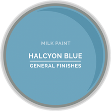 General Finishes - Milk Paint  Halcyon Blue